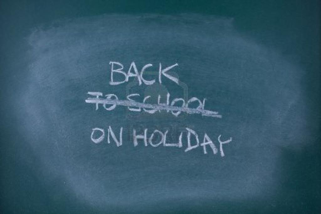 back to school holiday