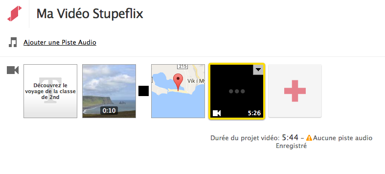 stupeflix duree video