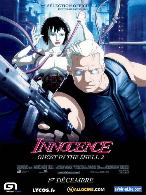 INNOCENCE GHOST IN THE SHELL 2