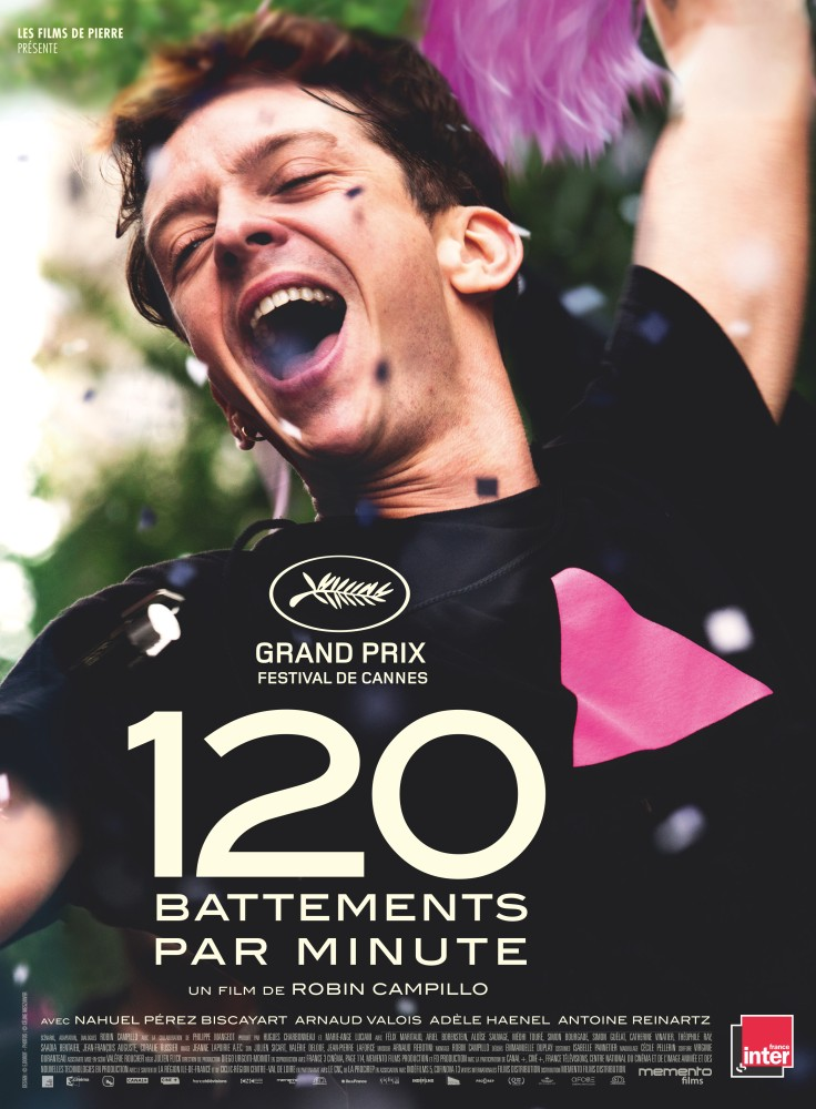 120 BATTEMENTS PAR MINUTE 2017