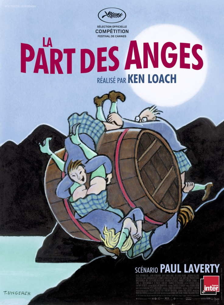 LA PART DES ANGES 2012